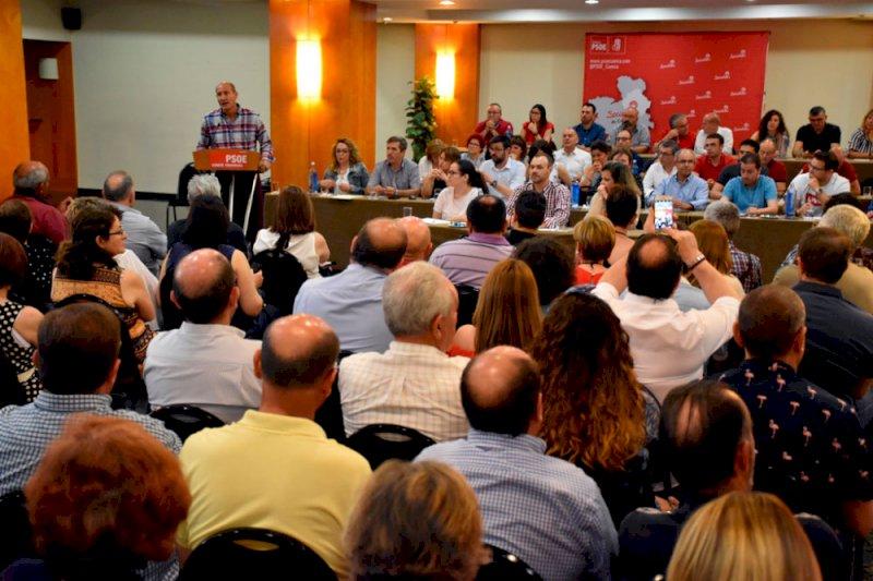 El PSOE de Cuenca celebra su Comité Provincial este domingo