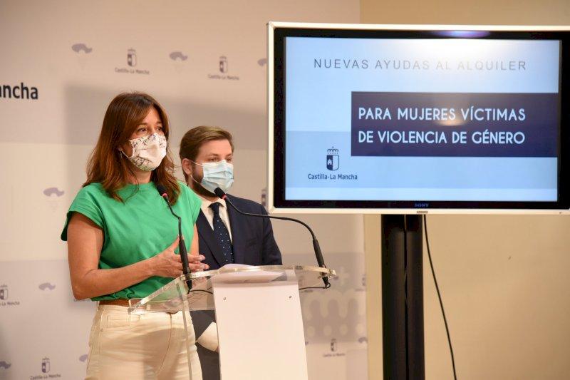 La Junta destina un millón de euros a ayudas al alquiler a mujeres víctimas de violencia