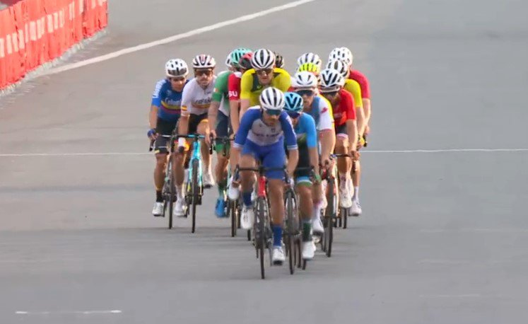 Herrada concluye en 62ª posición una carrera olímpica que coronó al ecuatoriano Carapaz