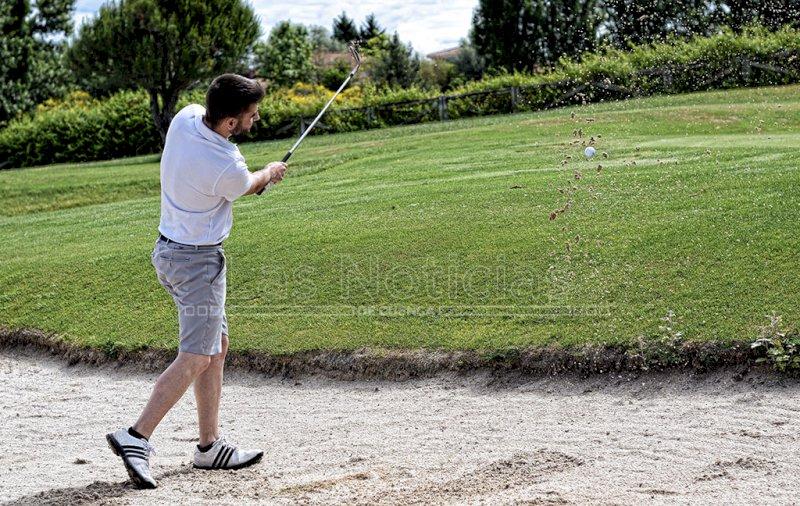 García de la Fuente y Comín Pérez vencen en el torneo VERCU de golf