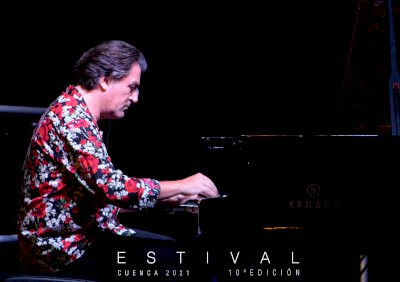 El piano, protagonista en Estival Cuenca con Dorantes y Eduardo Fernández