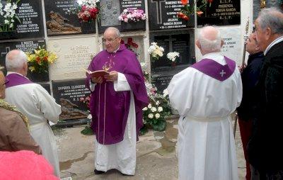 Fallece a los 78 años el sacerdote Francisco Medina Hernández