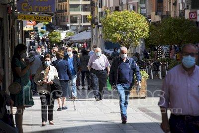 Cuenca encadena el tercer día consecutivo con 16 contagios en 24 horas