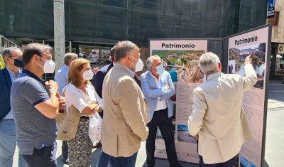 Una exposición recorre la aportación de la ingeniería a la sociedad castellanomanchega