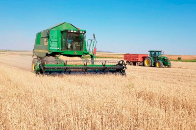 Prohibido el uso de maquinaria agrícola los días 11 y 12 de julio por riesgo de incendios