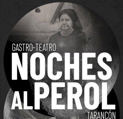 Nueva edición en Tarancón de' Noches al perol', que aúna gastronomía y teatro