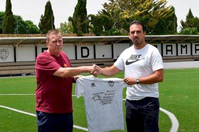 Carlos Gonzalo, nuevo entrenador de la Agrupación Deportiva Campillo