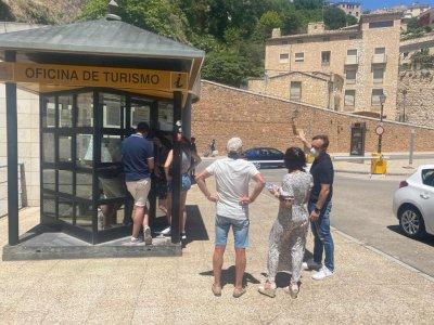 La Oficina Municipal de Turismo junto al Teatro Auditorio reabre este verano