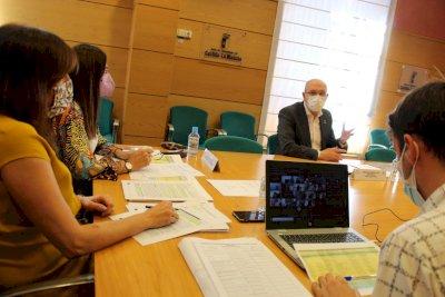 El Gobierno regional  inicia la presentación de la Estrategia Regional frente a la Despoblación