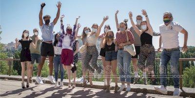 Estudiantes extranjeros eligen Cuenca para aprender español