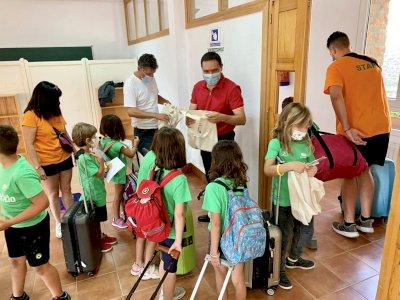 150 niños y niñas pasarán este verano por la Fuente de las Tablas
