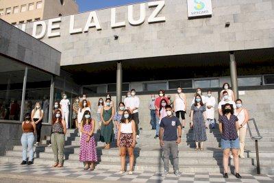 25 residentes inician su periodo de formación en Cuenca