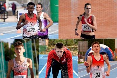 El Atletismo Cuenca buscará más medallas en el LXX Campeonato de España Sub18