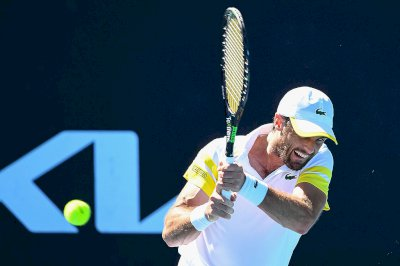 Pablo Andújar cae en su debut olímpico ante el francés Humbert en dos sets