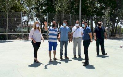 Junta y Diputación ejecutan inversiones por 600.000 euros en Villares del Saz