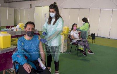 El 60 % de la población de Castilla-La Mancha está vacunada con pauta completa