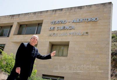 El pleno nombra por unanimidad Hijo Adoptivo de Cuenca a José Luis Perales