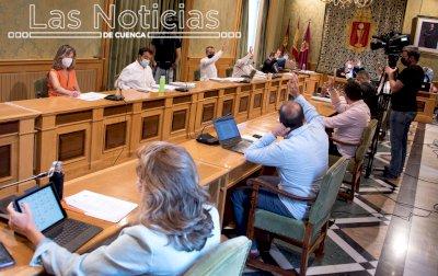 El Ayuntamiento de Cuenca aprueba de manera definitiva sus presupuestos para 2021