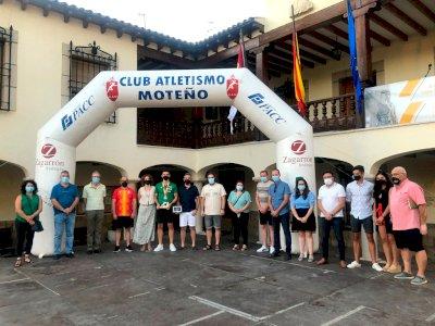 Mota del Cuervo rinde un emotivo homenaje al atleta Alberto Calero