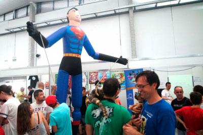 La VIII Feria Internacional del Cómic de El Provencio reunió a más de 2000 personas