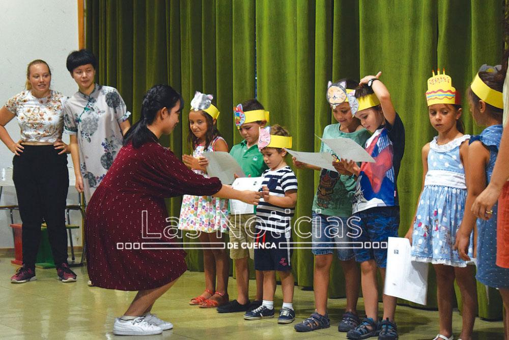 Juegos y talleres para aprender chino