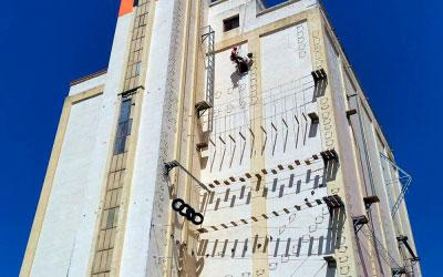 Chillarón contará con el mayor circuito-ferrata urbano de España