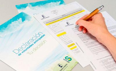 Aumentan un 50% las declaraciones del Registro de Voluntades Anticipadas