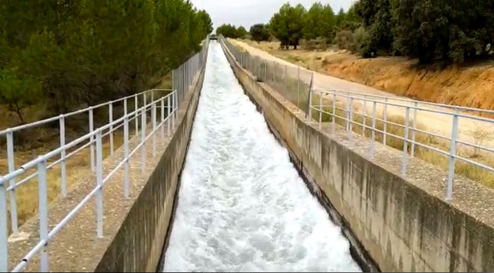Autorizado un trasvase de 38 hectómetros en agosto del Tajo-Segura