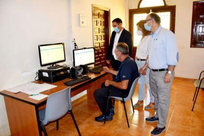 555.000 euros para que 212 pueblos tengan Punto de Inclusión Digital