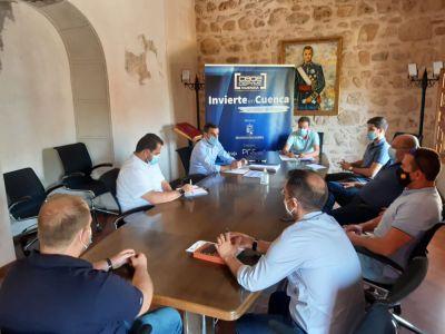 Invierte en Cuenca profundiza en las posibilidades de Iniesta para nuevos negocios