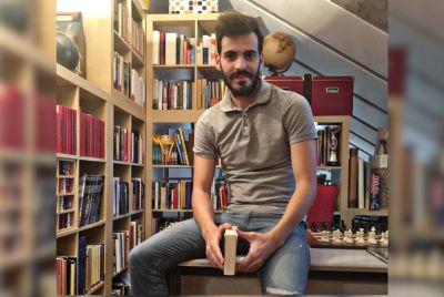 David Mirón, poesía desde la buhardilla
