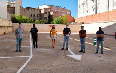 Inaugurado un nuevo parking gratuito en Tarancón