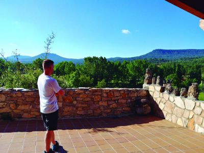 El turismo rural salva los muebles con unos buenos meses de julio y agosto