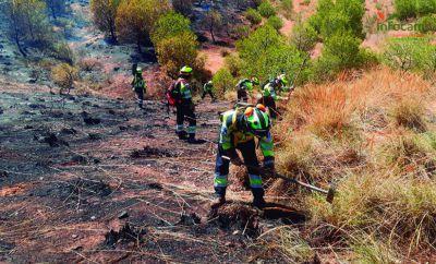 No bajar la guardia en el medio natural, básico para evitar incendios forestales