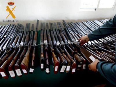 Castilla-La Mancha, tercera región donde más se usan armas de fuego para delinquir