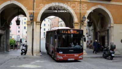 Los autobuses inician este lunes el horario de invierno con mejora de frecuencias