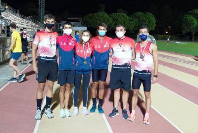 Pletórico regreso del Club Atletismo Cuenca a la competición