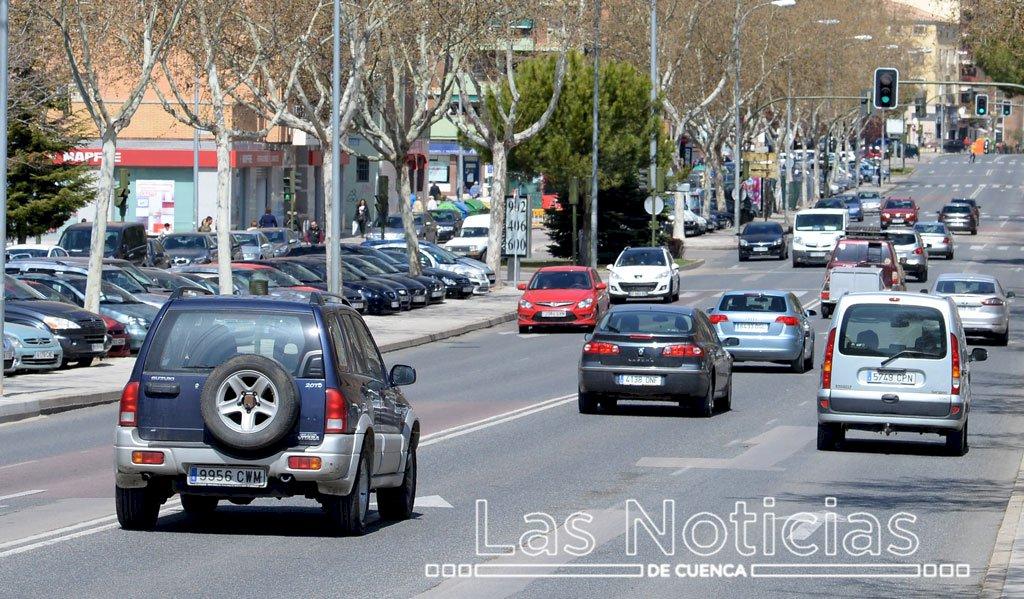 Las matriculaciones de vehículos crecen en Cuenca un 34% de enero a julio