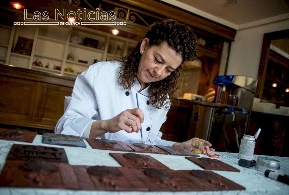 'Invierte en Cuenca' respalda la apuesta de Maribel Gil con 'De chocolate'