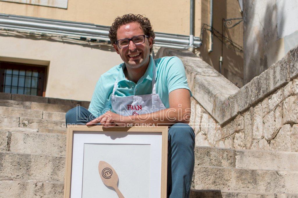 'Invierte en Cuenca' apoyará a Fran Martínez en la puesta en marcha de su empresa