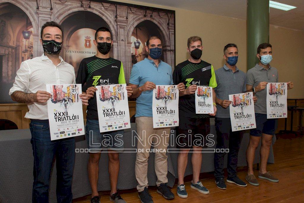 Cuenca se prepara para la vuelta del triatlón
