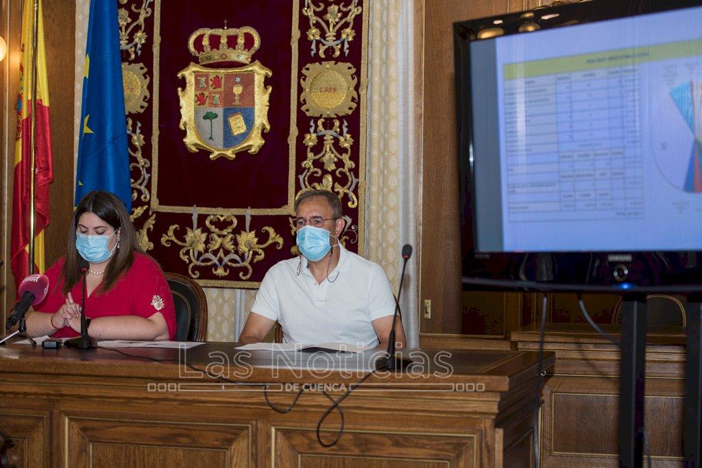 Diputación invierte más de 600.000 euros en 700 proyectos culturales