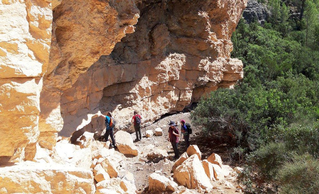 En busca del rastro de los pobladores prehistóricos del Valle del Cabriel