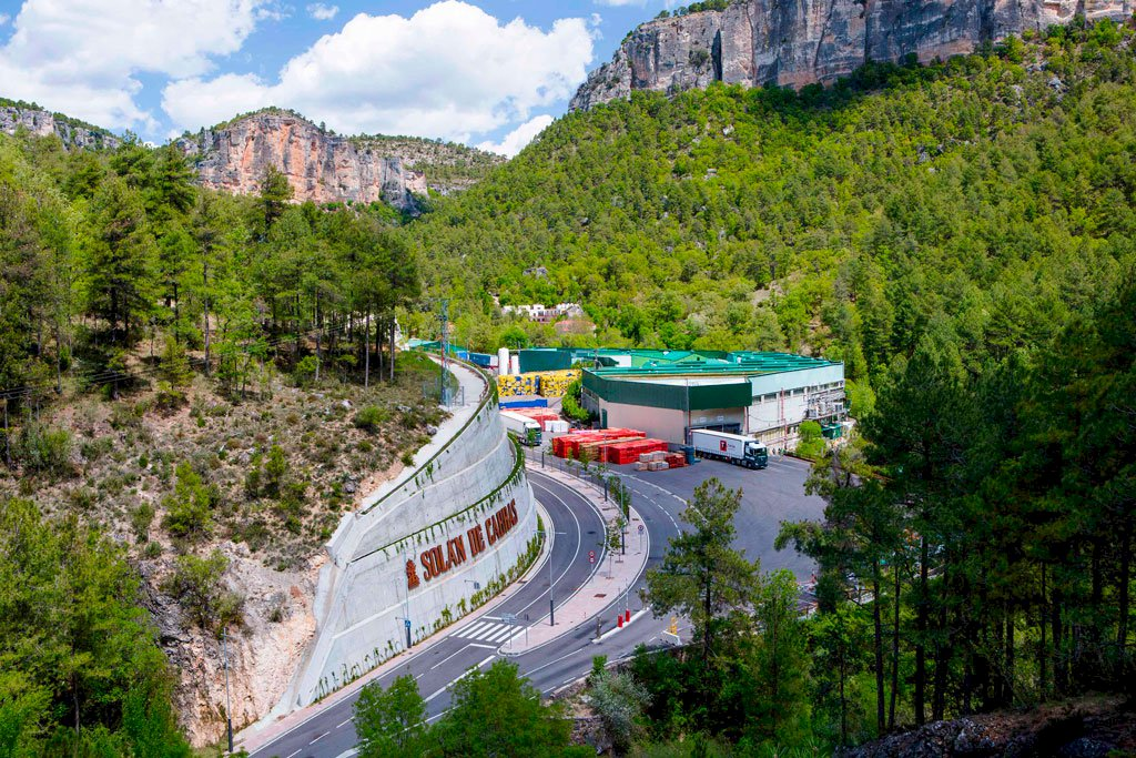 Mahou San Miguel invertirá 2,5 millones de euros en el manantial de Beteta