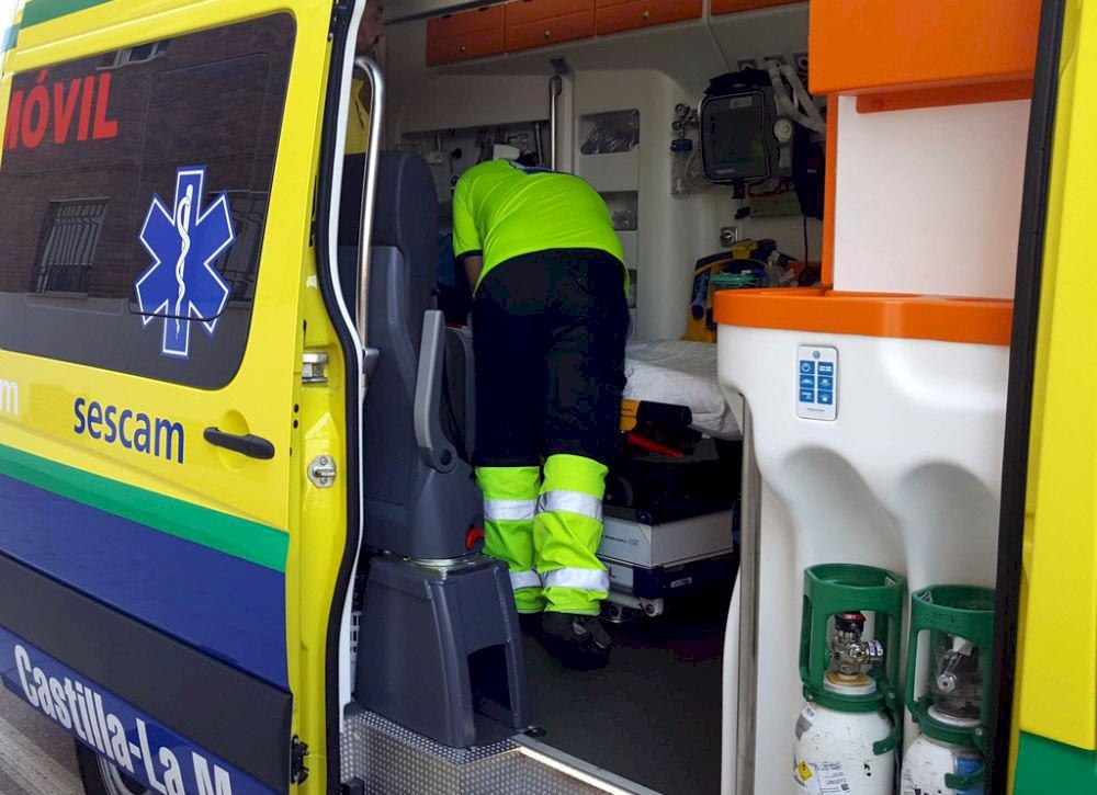 Fallece un hombre en Tarancón tras sufrir un infarto mientras conducía