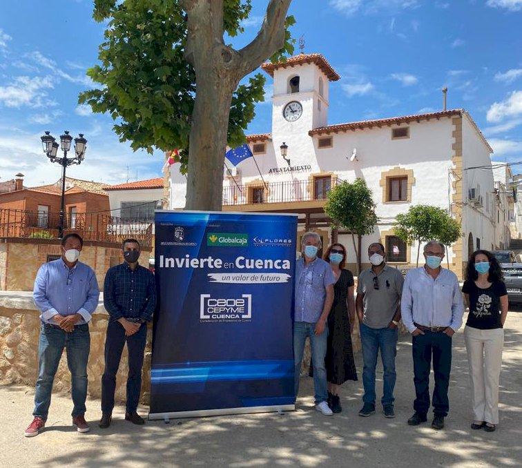 En marcha el proyecto para procesar y envasar pistacho en Villarejo de Fuentes