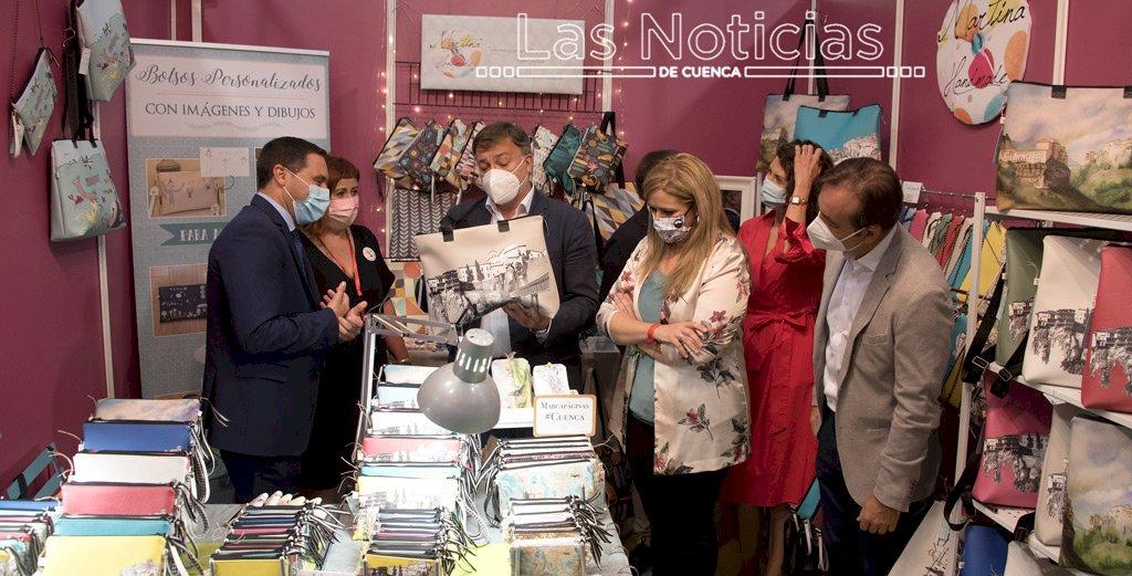 Arranca la XXXIV Feria de Artesanía de Cuenca con 57 expositores