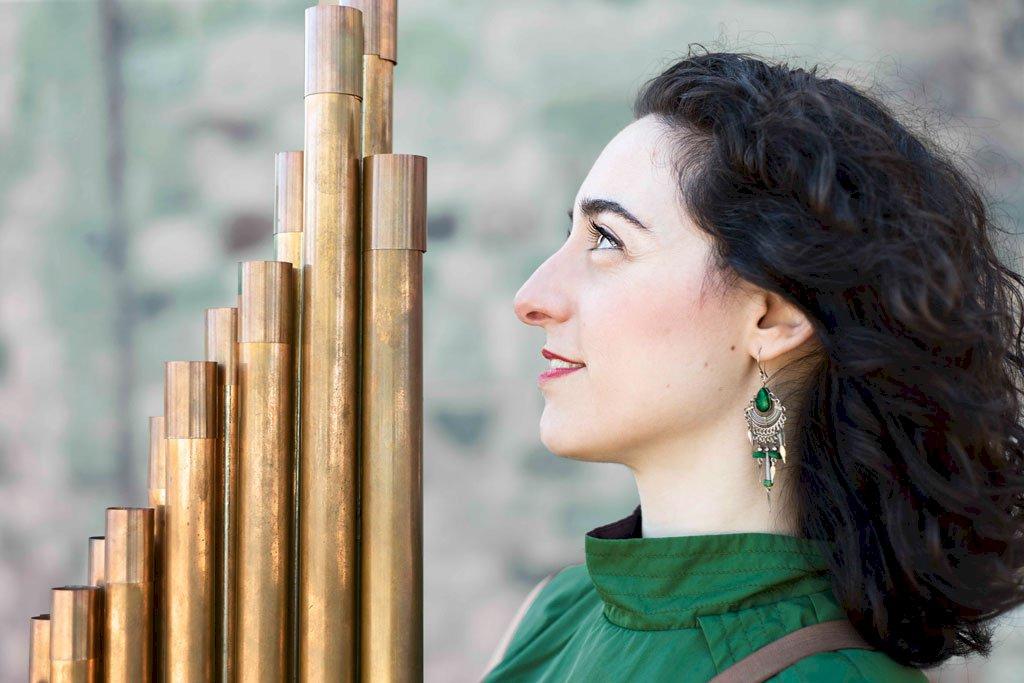 Cristina Alís Raurich lleva la música medieval a la Catedral de Cuenca