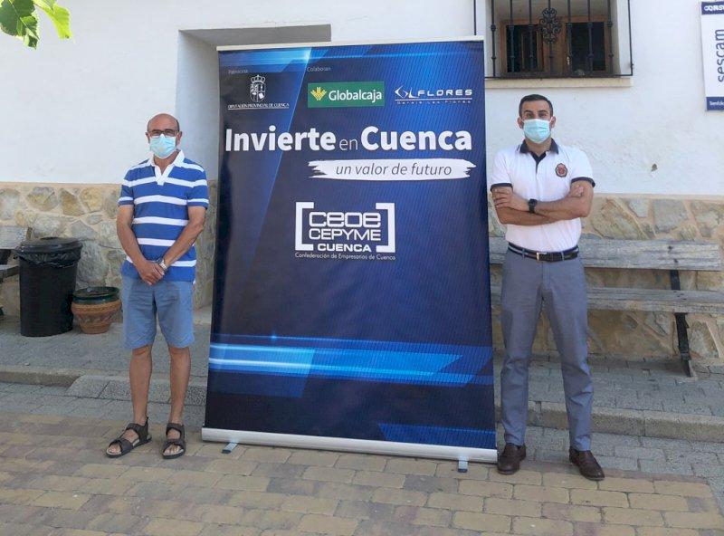 Invierte en Cuenca busca la revitalización del balneario de Valdeganga