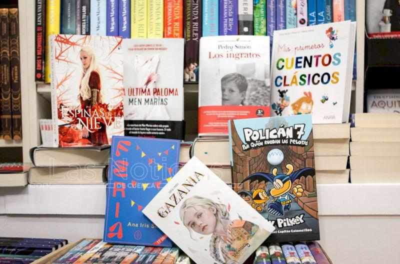 Los conquenses compran una media de dos o tres libros en verano